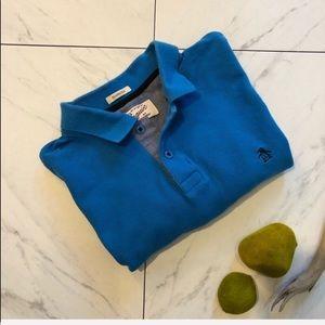 PENGUIN-Classic Fit Short Sleeved Polo Shirt-Med